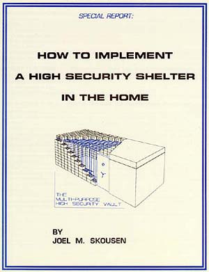 High Security Shelter